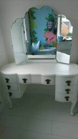 Dressing Table Shabby Chic