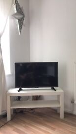 """LG 32"""" LED TV with stand (can be purchased separately)"""
