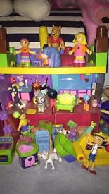 Toy creative Set