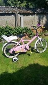 Kids Bike princess Decathlon very good