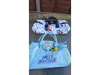 Paul boutique bags cost £65 each will sell for £20 each.