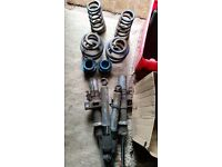 Coilover springs for T5 2005 1.9 vw van. ☆ì