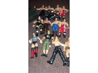 Wwe wrestlers from years ago but great condition