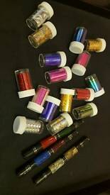 Nail art foils and nail art pens