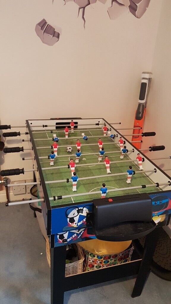 Mini 3 in 1 football/pool/air hockey | in Wallsend, Tyne and Wear | Gumtree