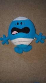 Mr Men Mr Bump talking soft toy