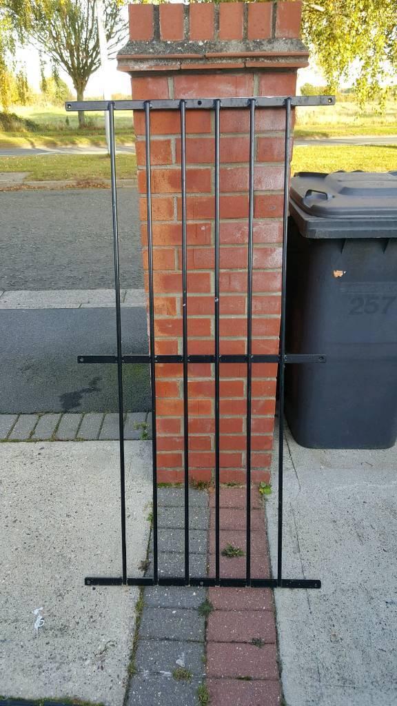 Security door cover metal