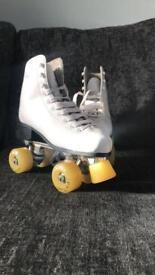 Cosmic roller skates