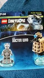 Lego Dimensions - Doctor Who Fun Pack