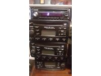 ford 6000 cd player with code,works fine,