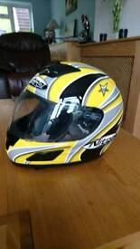 Nitro Racing Helmet Yellow