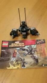 Marvel age of Ultron LEGO 76029