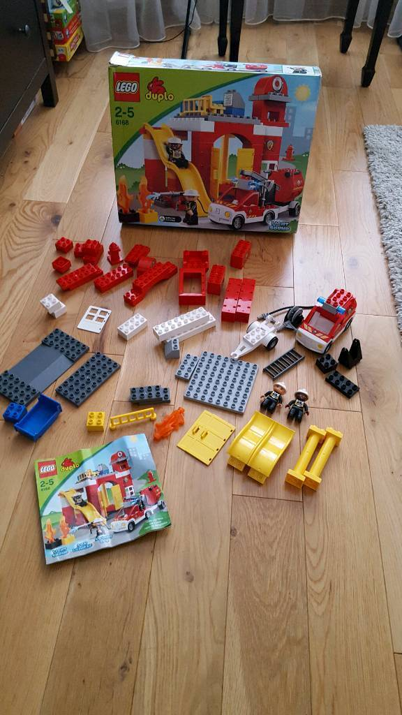 Lego Duplo 6168 100 Complete Vgc With Box And Instruction In