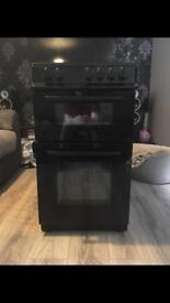 Belling Electric Cooker w/ Ceramic Hobs
