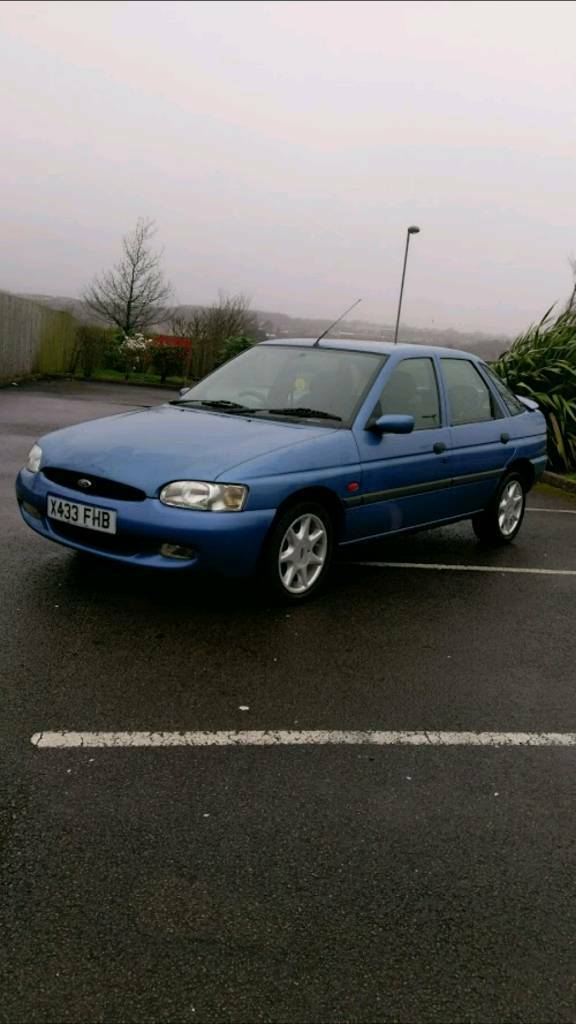 Ford escort all parts available