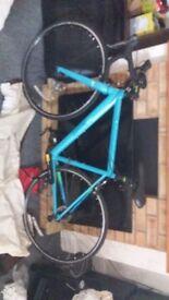Laura trott drop handle bike