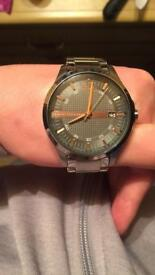 Armani exchange authentic watch
