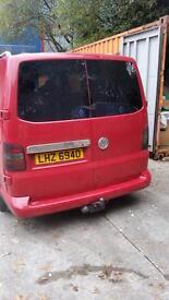 Vw transporter t5 2009
