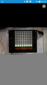 ********** ABLETON PUSH DIGITAL AUDIO WORKSTATION **********