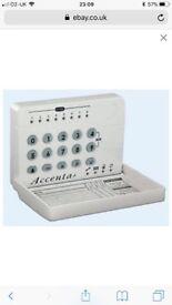 Honeywell ADE alarm key pad 2 of (brand new)