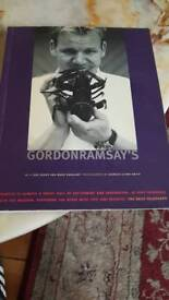 Gordon Ramsays book Secrets