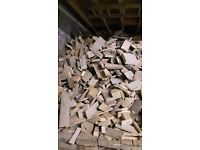 Scrap timber available by the trailer load