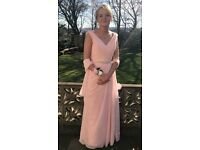 Gorgeous prom/bridesmaid dress size 8-10