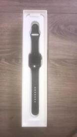 Apple Iwatch series 3 in space grey 42mm