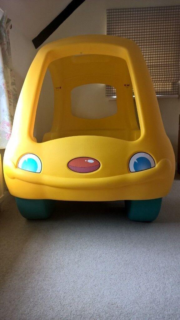 Step  Toddler Bed Car