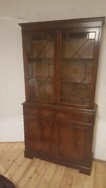 vintage style dining room dresser