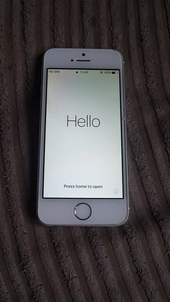 Iphone 5S - Vodafone