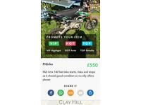 Pit bike 140cc £550