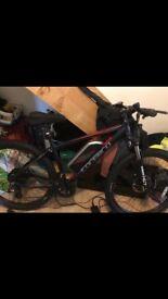 Carrera Vengeance E Bike