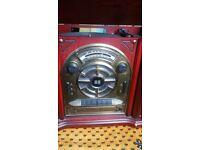 Vinyls Radio Cassette player