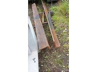 steel angle iron lintel