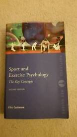 Sport and Exercise Psychology by Ellis Cashmore