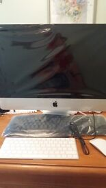 "Apple iMac 21.5"" EXCELENT CONDITION"