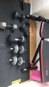 Home workout lot