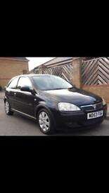CORSA 1.2 SXI TWINPORT LOW MILEAGE 89k not astra , golf , bmw , audi , mercedes
