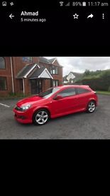 Vauxhall astra sri 1.9 diesel turbo in very good condition inside and out