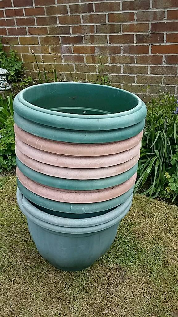 Plant pots | in Rotherham, South Yorkshire | Gumtree