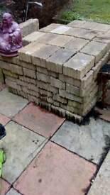 Block paving slabs