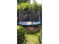 10ft garden trampoline