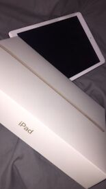 iPad Pro 9.7 inch 2017 32GB Gold Barely Used