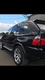 BMW X5 3.0d sport factory widening pano roof