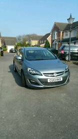 1.6,5 door vauxhall astra.29200 miles. full vauxhall history. Service and mot completed.