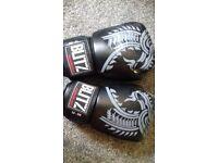Blitz boxing gloves 12oz