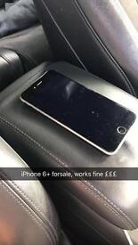 iPhone 6+ EE