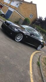 BMW 335i Coupe M Sport Black Low Mileage