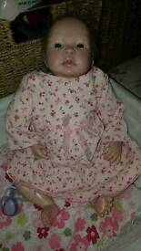 Reborn weighted doll